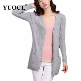 Discount Long Sweater Coat For Ladies | 2017 Long Sweater Coat For ...