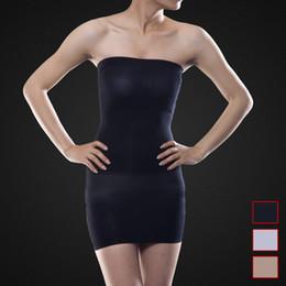 a2272f2c4f09b Wedding Dress Underwear Slimming Seamless Tubes Magic Skirt Shapewear 100pcs  lot