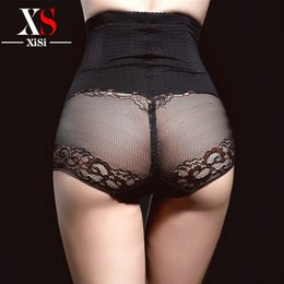 Grossistes En Gros Pas Cher-Vente en gros- Nouveau 2015 Femmes Butt Lifter Panties Hot Shapers Waist Trainer Enhancer Bum Lift Knickers Butt Lift Shaper Sexy Tummy Body Shaper