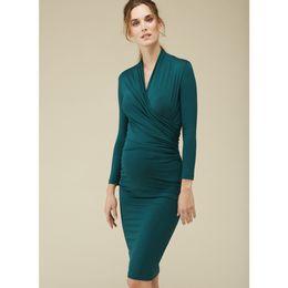181c2b3101b Fashion Brand V-Neck Party Evening Dress for Pregnant Women Elegant Office  Lady Vestidos Maternity Clothes Plus Size Black Blue Dresses