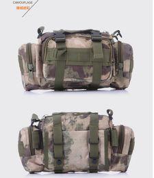 $enCountryForm.capitalKeyWord Australia - Tactical Waist packs riding Cycling Sling Bag 3p shoulder bags Multi-functional belt Backpacks hiking packs outdoor sport casual bag