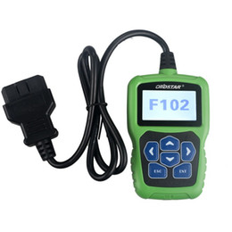nissan pin code 2019 - OBDSTAR Ni-ss-an Infiniti Automatic Pin Code Reader F102 with Immobiliser and Odometer Function f102 free shipping