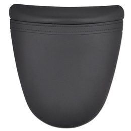 $enCountryForm.capitalKeyWord NZ - Black Rear Passenger Seat Pillion Cushion For Kawasaki Z750 Ninja ZX6R Z1000