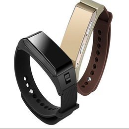 China 2017 deft design and dependable performance Smartphone Bluetooth Headset Watch Smart wear sports gait smart wristbands suppliers