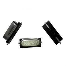 Toptan satış RF radyo frekansı uzaktan kumanda modülü 49 spot kaynağı SMD 6.7458 M özel kristal titreşim 433 MHZ ila 315 MHZ