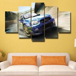 $enCountryForm.capitalKeyWord NZ - 5 Pcs Set Picture Print Painting Modern Canvas Wall Art for Wall Decor Home Decoration Artwork Beautiful picture#149