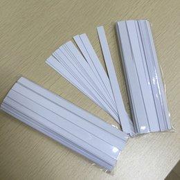 100 teile / beutel stark absorbiert parfüm test blotter geruch blotter duft riechen streifen für parfümprüfung 1703 im Angebot