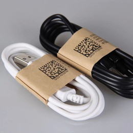 $enCountryForm.capitalKeyWord Canada - Micro USB 2.0 Charging Cable 1M 3FT for Samsung Galaxy S3 S4 Blackberry Universal Call phone Cables Free DHL Shipping
