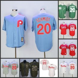 quality design 25beb b6dec 20 mike schmidt jersey manufacturing