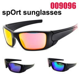 Designer sunglasses Dhl online shopping - 2017 Hot Sale Sunglasses dazzle colour Men Designer sunglasses Sport Cycling sunglasses Black Frame Sun Glass DHL Shipping