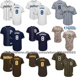 buy online 62d4e b897f get padres 8 erick aybar green salute to service stitched ...