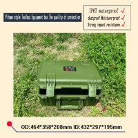 equipment case waterproof Australia - camera case 2360 waterproof safety equipment case outside dimensions464*358*208 Plastic sealed tool case with Foma