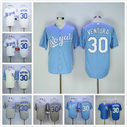 7d0fe0e37 Cream Exclusive Vintage Cool Base MLB Kansas City Royals 30 Yordano Ventura  Jersey ...