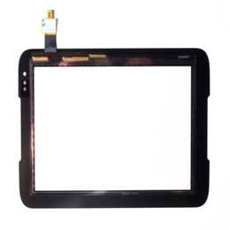 Touch screen replacemenT for lenovo online shopping - High Quality Touch Screen Digitizer Replacement for Lenovo A1000 inch Tablet Touch Panel Black free DHL