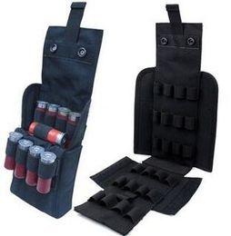 $enCountryForm.capitalKeyWord Canada - Molle 25 Round 12GA 12 Gauge Magazine Pouches Magazine Ammo Shells bag for Hunting Shotgun Reload