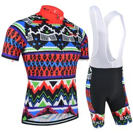 BXIO Cycling Jerseys Fashion Zipper Bike Jerseys Sets for Cyclist Road  Bicycle Apparel Suits Bikers Pro Cycle Jerseys Summer Style BX-027 16d88e94b