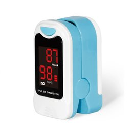 Oxímetro de pulso del dedo popular 2017, SPO2, monitor PR, oxígeno de la sangre, CMS50M, CONTEC Oxímetro de pulso más nuevo con la bolsa de transporte