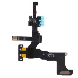 Chinese  For iPhone 5C Proximity Sensor Light Motion Flex Cable & Front Face Camera The price guarantee is the original goods manufacturers