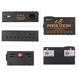 18v power supply Canada - ISOLATED Outputs Pedal Power Supply Power For 9V,12V,18V ,4-9V Adj Internal toroidaltransformer