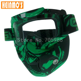 $enCountryForm.capitalKeyWord Canada - Hot sales motorcycle goggles Detachable goggles Filtration of breathing holes dust wind mask