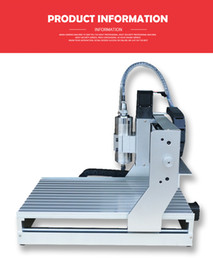 Discount engraver machines - high precision 4 axis 3040 cnc router engraver machine for metal