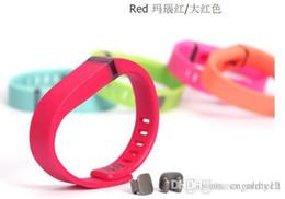 $enCountryForm.capitalKeyWord NZ - Fitbit Flex strap With Clasp Replacement TPU Wrist Strap Wireless Activity Bracelet Wristband With Metal Clasp No Tracker 13 Colors fashion