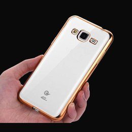 Crystal Clear Phone Cases NZ - For Samsung C9 Pro C7 Luxury Ultra Thin Clear Crystal Rubber Plating Electroplating TPU Soft Mobile Phone Case
