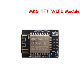 Printer Module Canada - Freeshipping Latest 3D Printer Parts MKS TFT WIFI Module Wireless Smart Controller WiFi APP Module for Smoothieboard MKS TFT32 TFT28