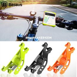 $enCountryForm.capitalKeyWord Australia - dhgate Flexible Bicycle Phone Holder For i phone 7 6 Samsung 4-6 inch Bike Mount Mobile Phone Holder Stand Support Navigation GPS