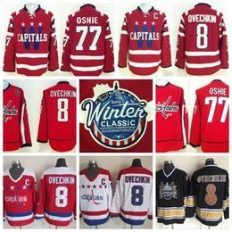 718395f9fa9 ... 19 Nicklas Backstrom Stitched White 2011 Winter Classic Vintage NHL  Jerseys Outlet Shop 2015 Winter Classic Washington Capitals 8 Alex Ovechkin  77 TJ ...