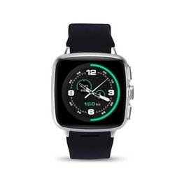 smart watch phone dual core NZ - Z01 Android 5.1 MT6572 4GB Dual-core smart watch mobile phone call dialer with camera GPS Wifi support SIM card micro SD WCDMA whatsapp DHL