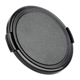 China 49mm 52mm 55mm 58mm 62mm 67mm 72mm 77mm 82mm 86mm Camera Lens Cap Protection Cover Lens Front Cap for canon nikon DSLR Lens suppliers
