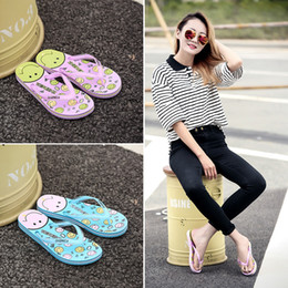 Bling Beach Shoes Canada - Women Fashion Summer Bling Strap Slippers Flip  Flops Beach Slippers Shoes 647cb7434b4f