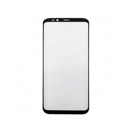 China 20PCS OEM Front Outer Touch Screen Glass Lens Replacement for Samsung Galaxy S8 G950 S8 Plus G955 free DHL cheap samsung glasses suppliers