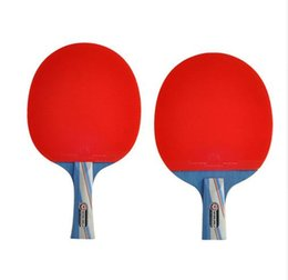 Table Tennis rackeT brand online shopping - Brand New Top Quality Stars Facilities Equipment Table Tennis Racket Pingpong Racket with A Gift Box Leisure Sports