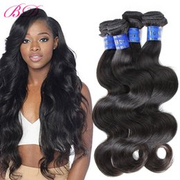 $enCountryForm.capitalKeyWord Canada - BD Body Wave Human Hair Extensions Peruvian Hair Weave Human Hair 400G Natural Or 300G One Set