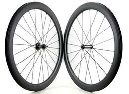 Carbon bike wheel powerway r36 online shopping - mm depth road bike carbon wheelset C road bike clincher mm width carbon wheel with powerway R36 hub U shape rim