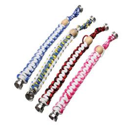 Click N Vape Bracelet NZ - Smoking Bracelet Stealth Pipe Stash Bracelet Pipe Stash Storage Discreet for Click n Vape Tobacco Sneak a Toke