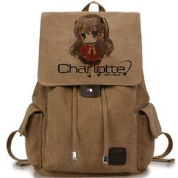 f2a3e76b62 Bag Stories UK - Charlotte backpack Student story school bag Tomori Nao  daypack Anime schoolbag Outdoor