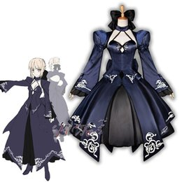 Discount saber fate zero cosplay - Malidaike Anime Fate Zero Nalter 2nd Saber Full Dress Formal Dress Uniform Cosplay Costumes