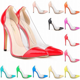 $enCountryForm.capitalKeyWord NZ - Europe Style Special Offer Femininos Women Shoes Patent Pu High Heels Pointed Corset Style Work Pumps Court