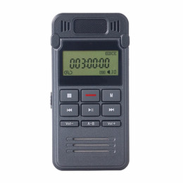 $enCountryForm.capitalKeyWord Australia - 8GB Noise Reduction HD Digital Audio Voice Recorder MINI Dictaphone Telephone Recording with LCD Display MP3 Player in retail box