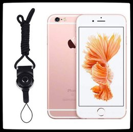 Wholesale Popular cell phone straps Neck Long lanyard Polyester Hang Rope for iphone S plus ID All Cellphone creative gift