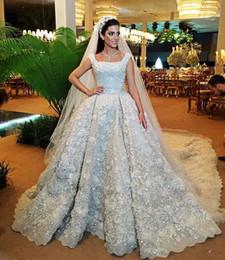 8 Photos Sexy Sparkle Princess Wedding Dress UK