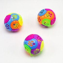 $enCountryForm.capitalKeyWord Canada - 1000pcs lot Novelty Colorful one piece together assemble ball Building blocks ball intelligence DIY toys for kid gift