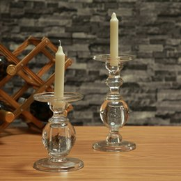 $enCountryForm.capitalKeyWord NZ - Set of 2 Glass Glass Candle Holders Set Special Design, Ideal For Weddings, Party Favor, Gifts