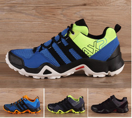 Venta al por mayor de AX 2.0 TERREX AGRAVIC senderismo zapatos al aire libre Climbing Mountaineering sneaker Original Hombres zapatillas de mujer Eur36-45