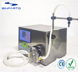 Machine for filling online shopping - electric glycerin filling machine e liquid filling machine peristaltic pump filler with ml min for water