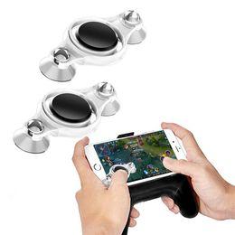 $enCountryForm.capitalKeyWord UK - Universal Mini Mobile Joystick Joysticks Samrtphone Game Rocker Touch Screen Joypad Controller For iPad iPhone 7 8 plus Samsung S8 DHL