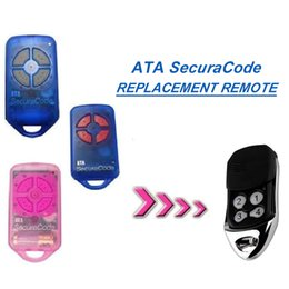AtA lock online shopping - Fatory supply ATA remote replacement PTX4